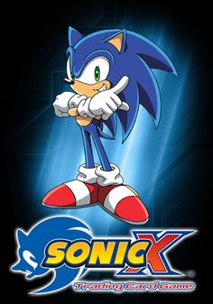 Sonic X is a show I watched when I was little! I still need Volumes 4 through... Whenever it ends!
