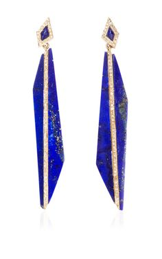 {Bisect Long Earrings by Maiyet}