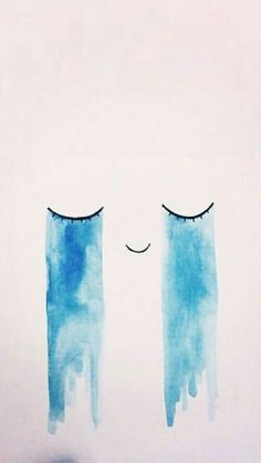 Imagen de Cry, Kunst und traurig – # Imagen de Cry, Kunst und traurig – # Related posts:Kalligraphiekarte … - Watercolor BookmarksLadybird von Kovacs Anna BrigittaToday by DecoUno on Etsy(Rosie Shriver. Background Drawing, Background Patterns, Cute Drawings, Drawing Sketches, Drawing Ideas, Super Easy Drawings, Doodle Art, Cute Wallpapers, Cute Art