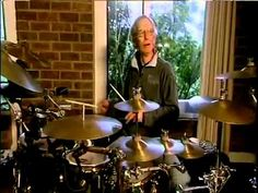 Ginger Baker Annihilates The Drums - Beware of Mr. Baker! In Theaters 1/25!