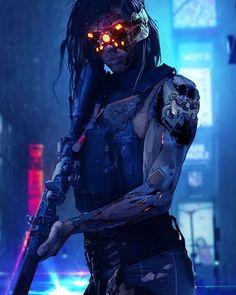 Tumblr, Alex Zedra, What Is Cyberpunk, Cyberpunk Character, Alien Concept Art, Female Armor, Cyberpunk 2077, Ghost In The Shell, Shadowrun