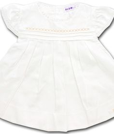 Pretty lightweight woven cotton dress in white. Available in size Newborn, months or months. Baby Boutique Clothing, Woven Cotton, 3 Months, Cotton Dresses, White Dress, Age, Pretty, Girls, Clothes