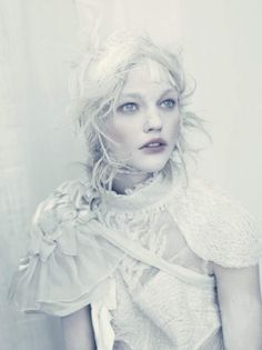 Photographed by Paolo Roversi