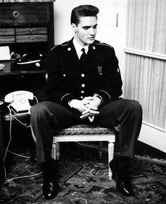 Elvis Presley... The King!