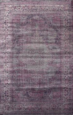 nuLOOM ViscoseMedallion Marlana Area Rug | Traditional Rugs