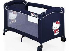 Hello Kitty DOLCE NANNA PLUS TRAVEL COT HELLO KITTY BLUE A long day full of activities and games requires a peaceful rest, away from all worries. Dolce ... (Barcode EAN=8011250810235) http://www.comparestoreprices.co.uk/baby-cots-and-cot-beds/hello-kitty-dolce-nanna-plus-travel-cot-hello-kitty-blue.asp