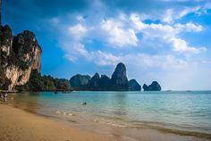 tonsai beach thailand