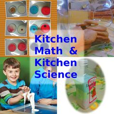 Kitchen Math Roundup: 7 Cool Ways To Find Math And Science In Your Kitchen | Spoonful