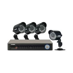 Lorex Mobile Remote View 8 Channel Security DVR System with 4 Security Cameras LH118501C4 by Lorex. $383.57. Expandable, reliable, and remote view connectivity, and ease of use describe the Lorex LH118501C4. View live, streaming video on a wide range of Internet capable platforms and devices, including PCs and Macs, as well as Android iPhone, iPad, Blackberry and Windows Mobile Phones. This 8 Channel Lorex DVR also features the latest in CCTV technology, boasting H.264 vid...