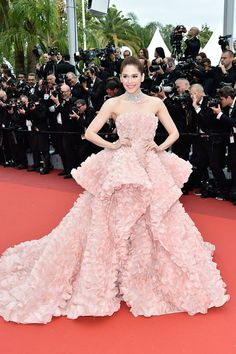 Araya H. Hargate | Here's What Everyone Wore To The 2016 Cannes Film Festival