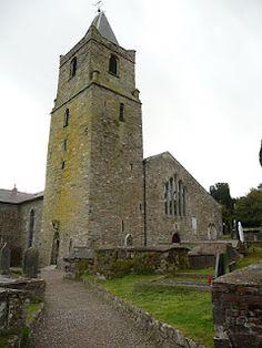 E And T Builders Kinsale St. Multose Church in Kinsale, County Cork