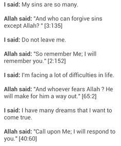 I am so weak. ~Allah.. Forgive me ya Rabb.. :'(