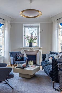 889 meilleures images du tableau insp salon en 2019 living room decor lounges et home decor - Interieur eclectique maison citiadine arent pyke ...