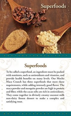 #coconutbliss #superfoods