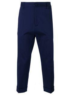 LOVE MOSCHINO tailored trousers. #lovemoschino #cloth #九分西裤