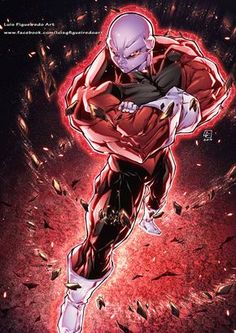 JIREN color by marvelmania