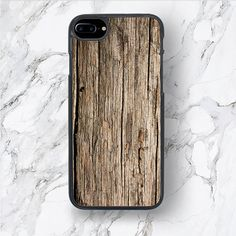 iPhone 8 Plus Brown Wood Case, Elm Texture Pattern Raw Woode Get me at: etsy.me/2hrQDru :wink:  We design cases for following device:  iPhone 7 Plus, 6s, 5s, SE, iPad Air,iPod Touch Samsung Galaxy S8+, S7 edge, plus, active J7, J5, On7, On5, Note Edge... Motorola, Nokia, Huawei, Xiaomi, Redmi, OPPO and more!