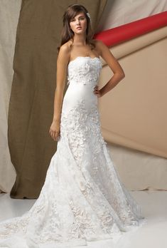 My wedding dress for vow renewal