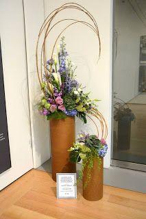 LAVGC: Special Interests: Multi-Rhythmic Design Floral Arrangements on
