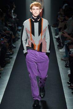 Bottega Veneta Fall 2015 Menswear Fashion Show: Complete Collection - Style.com