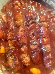 Shish kebab with homemade shish kebab sauce from katzenbuck .- Shish kebab with homemade shish kebab sauce 1 - Meatloaf Recipes, Sausage Recipes, Pork Recipes, Crockpot Recipes, Chicken Recipes, Shish Kebab, Kebabs, Sauce Kebab, Healthy Breakfast Recipes