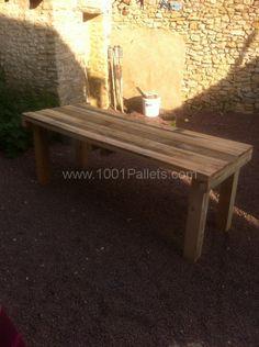 table-a-manger simple design