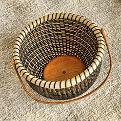 nantucket basket by Cottage Days, via Flickr