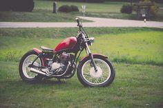 Bobber Inspiration | Honda 125cc | Bobbers and Custom Motorcycles