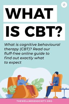 What is cognitive behavioural therapy (CBT)? Click to read our fluff-free guide and find out exactly what to expect today #cbttherapy Mental Health Blogs, Mental Health And Wellbeing, Mental Health Awareness, Health Advice, Health And Wellness, Behavior Change, Positive Behavior, Positive Mindset, Cognitive Behavioral Therapy