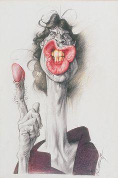Mick Jagger (Sebastian Kruger)