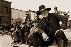 Making of Lonesome Dove