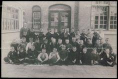 Derde klas lagere school #NoordHolland #Volendam