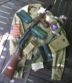 marlin ud42   Marlin UD 42 - US SUBMACHINE GUNS [REF] - U.S. Militaria Forum