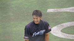 20121007谷口雄也:フェニックスリーグ対ハンファ戦試合前トスバッティング合間@清武... ぐうかわ!!!画像めっちゃデカくて(/▽\*) キャッてなったw