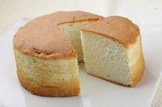 La semplicità della torta paradiso