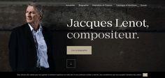 Webdesign: Jacques Lenot