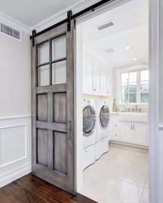 Inspiring Functional Laundry Room Ideas For Farmhouse Home. Here are the Functional Laundry Room Ideas For Farmhouse Home. This article about Functional Laundry Room Ideas For Farmhouse Home … Mudroom Laundry Room, Laundry Room Organization, Laundry Room Design, Ikea Laundry, Laundry Room Remodel, Laundry Room Bathroom, Laundry Decor, Laundry Area, Laundry Storage