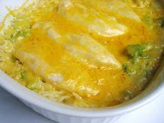 Miranda's Recipes: Chicken and Rice Casserole