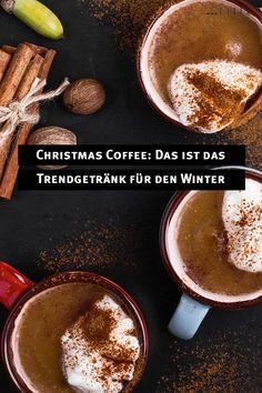 Christmas Coffee: Das ist das Trendgetränk für den Winter #winter #coffee #christmas #kaffee #weihnachten #food #trend Smoothie Prep, Smoothie Bowl, Avocado, White Cheese, Apple Smoothies, Exotic Food, Christmas Coffee, Recipe Notes, Food Trends