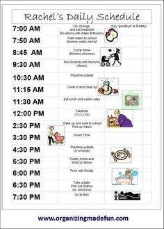 18 month old daily schedule.I need a schedule for Zoey. Chore Chart Template, Chore Chart Kids, Chore Charts, Newborn Schedule, Toddler Schedule, Baby Schedule, Kids Schedule Chart, 8 Month Old Schedule, Daycare Schedule