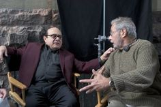 """Danny DeVito and Mark Rydell in """"Even Money"""", 2006"""