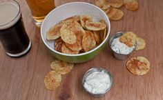 A super-tasty, crispy, crunchy snack. Over-the-top delicious with your favourite cool, creamy prepared Epicure dip. Quick Dinner Recipes, Quick Easy Meals, Great Recipes, Snack Recipes, Cooking Recipes, Favorite Recipes, Yummy Eats, Yummy Food, Tasty