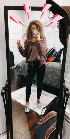 winter outfits for school Get Fall Outfits for - winteroutfits Cute Lazy Day Outfits, Lazy Day Outfits For School, Winter Outfits For Teen Girls, Fall Outfits For School, Teenage Outfits, Teen Fashion Outfits, Cute Casual Outfits, Fall Winter Outfits, Winter Clothes