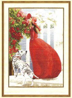 Gallery.ru / Фото #1 - dziewczyna z psem - mizia