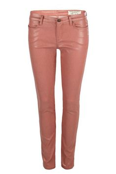 AllSaints Petrel Brodie Jeans (coral high shine coated stretch denim) | http://www.us.allsaints.com/women/jeans/allsaints-petrel-brodie-jeans/?colour=92=23=linkshare_id=20000000=Hy3bqNL2jtQ-lmfsSpUQB8kAb2JfY6vlIg