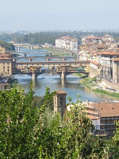 Florence, Italy 72, 83, 99, 05, and 08, I love this city .... !!