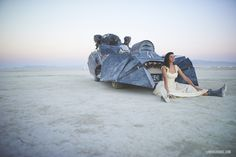 62 Beautifully Inspiring Burner Portraits - The People of Burning Man