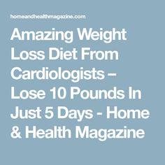 Virtual weight loss program