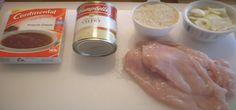chicken dish ingredients