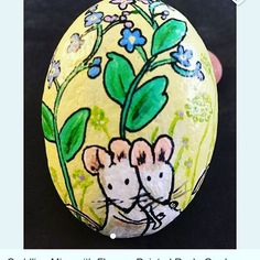 https://www.etsy.com/listing/512803830/cuddling-mice-with-flowers-painted-rock?ref=shop_home_active_41.  #moonrocksart #paintedrocks #art #stones #mice #mouse #flowers #etsy #etsyseller #moonrocks
